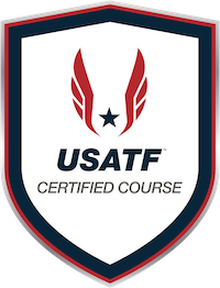 USATF Course Certification Logo