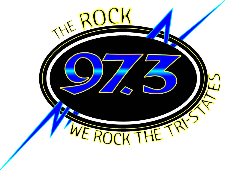 Radio Dubuque - The Rock Logo