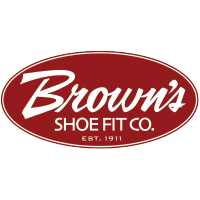 Brown's Shoe Fit Logo