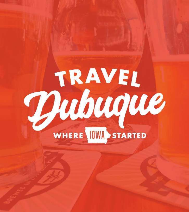Travel Dubuque Logo